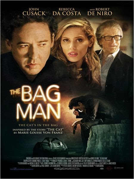 The Bag Man   BRRip AVI + RMVB Legendado