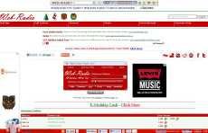 Música de navidad online Web-Radio música navideña online webradio