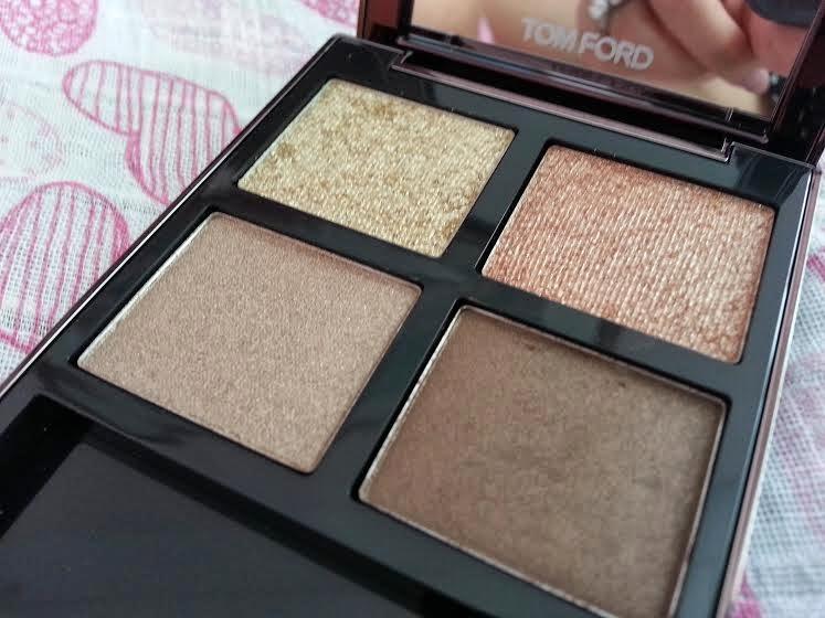 beauty makeup etc tom ford eyeshadow quad 01 golden mink. Black Bedroom Furniture Sets. Home Design Ideas