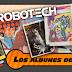 ROBOTECH: Albunes de figuritas