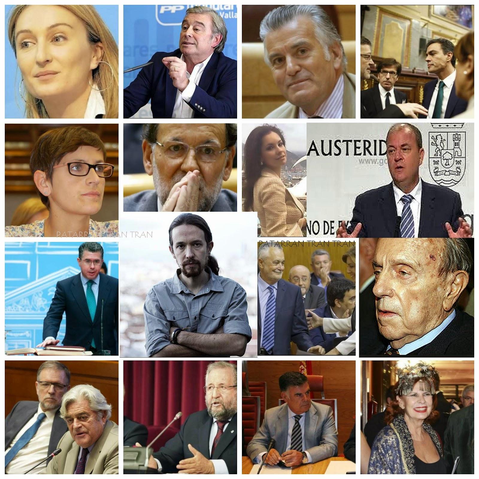 Pablo Iglesias, Morago, Olga María Henao, El senado