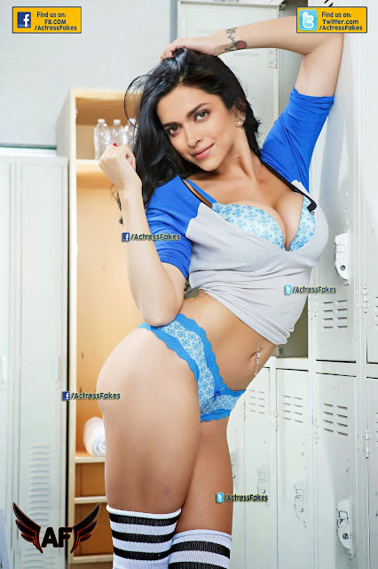Deepika Padukone Nude Fakes 22