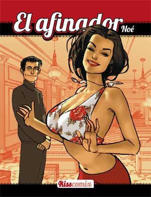 comic erotico afinador