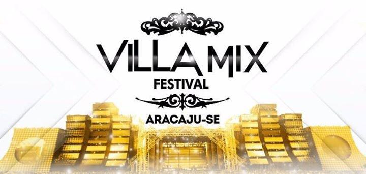 VILLA MIX - ARACAJU SE 2015