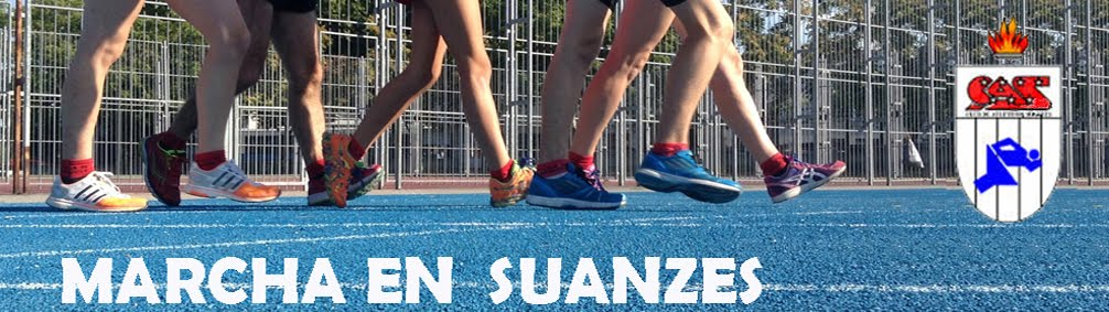 Marcha en Suanzes