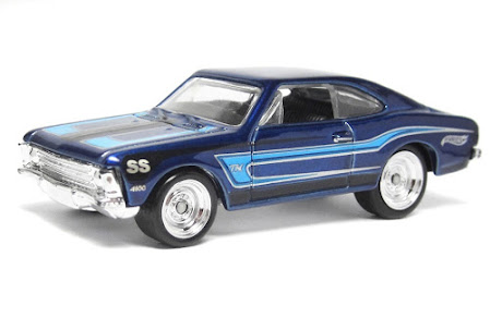Hot Wheels Car of the Month