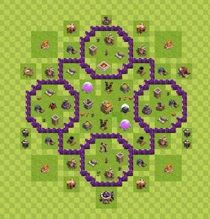 Base Hybrid Layout TH7 by. ahshrhrhrbf