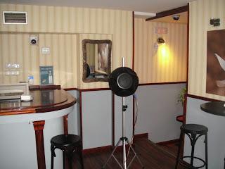Ensayo de aislamiento acústico en bar musical
