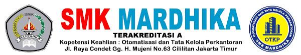 Website Resmi SMK Mardhika Condet Jakarta Timur | Administrasi Perkantoran