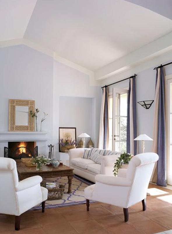 Colores fr os colores c lidos decoraci n for Colores claros para casas