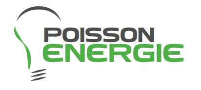 POISSON ENERGIE électricien Nantes