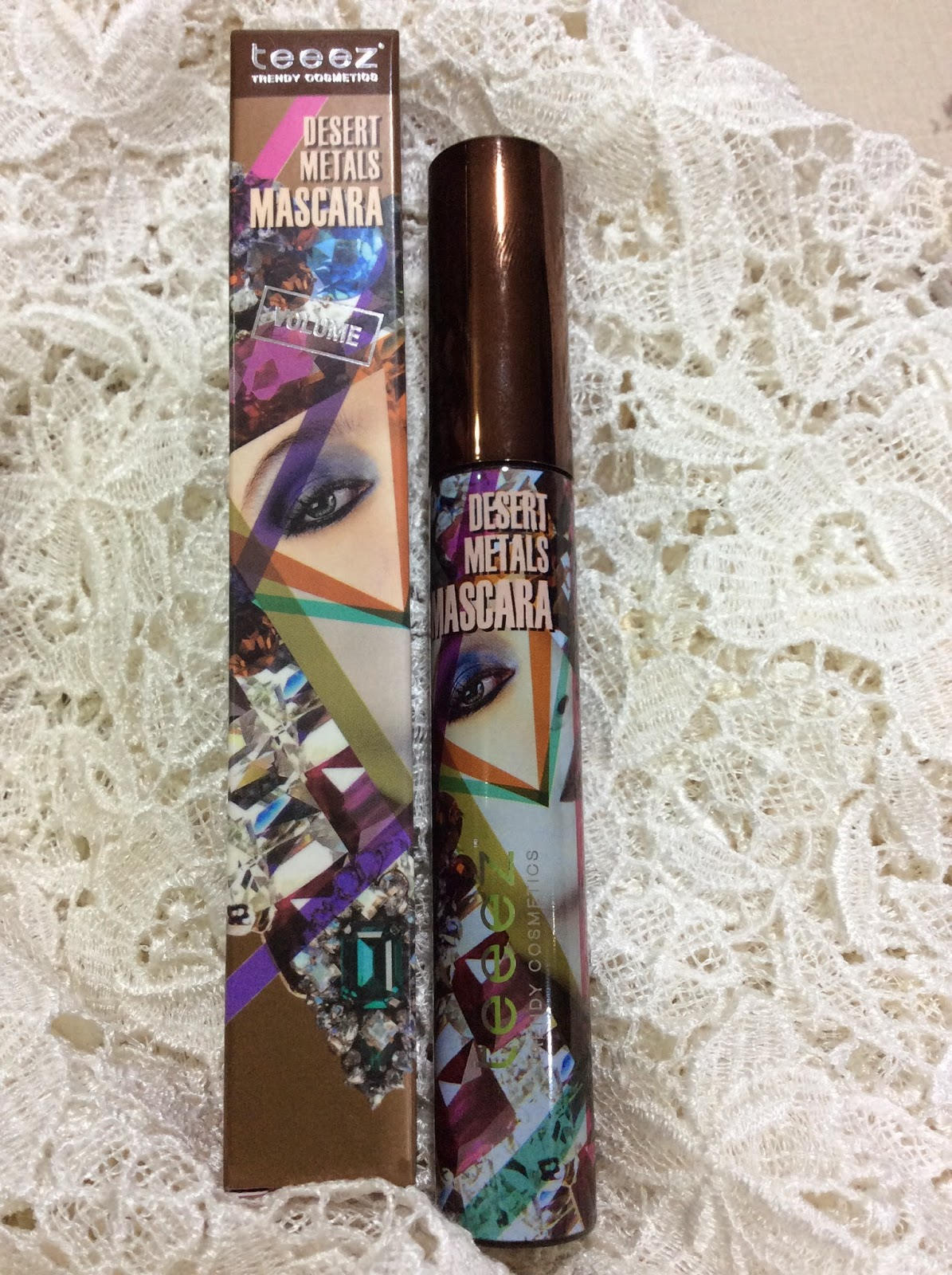 Blog Sale - Teeez Desert Metals Mascara Tigers Eye
