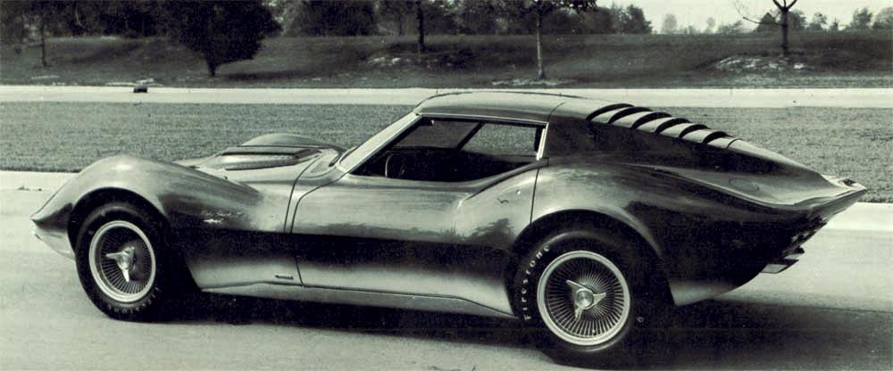 FAB WHEELS DIGEST FWD 1965 Chevrolet Mako Shark II