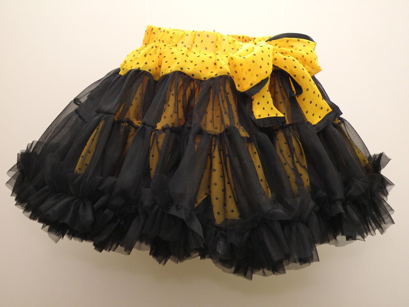Как сшить многослойную юбку для девочки 76