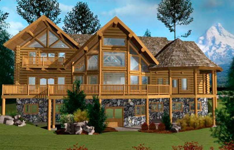 Charmant Ordinary 2 Story Log Cabins #5: Log Cabin A Frame House Plans Kits Old Story  Backwoodsplaid Building Home: Full Size .