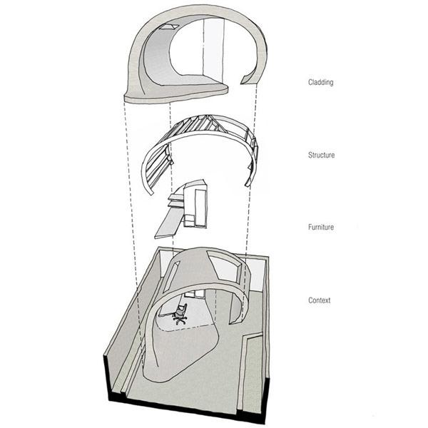 London-Pavilion-Garden-house-designs