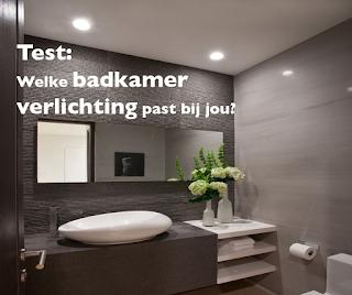Test: Welke badkamer verlichting past bij jou?: Test: Welke badkamer ...