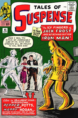 Tales of Suspense #45, Jack Frost