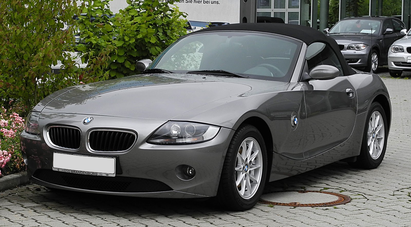 Specification BMW Z4 (E85)