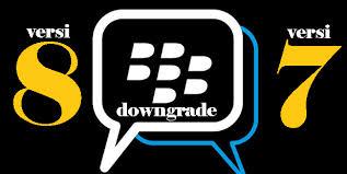 Download BBM Versi 7 (Cara Mengembalikan BBM Versi 8 ke Versi 7)