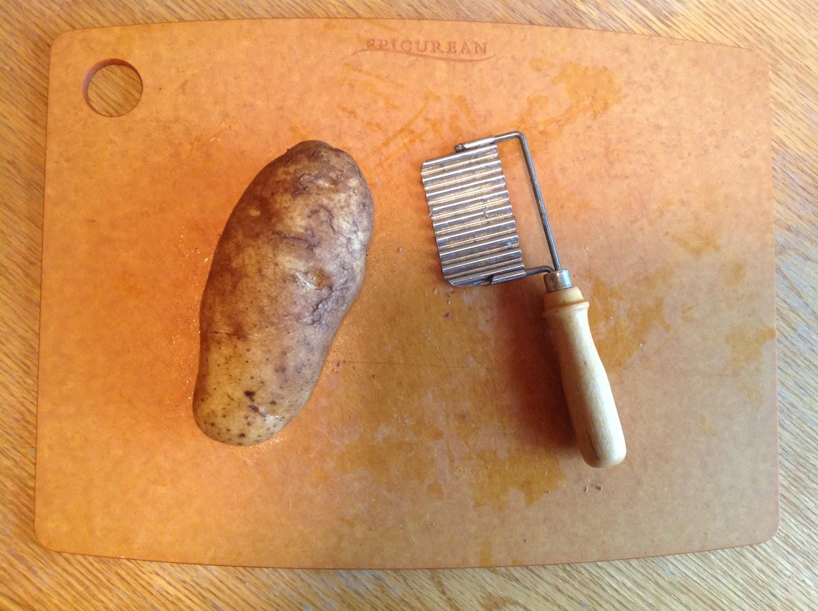 waffle fries mandolin images