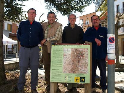 Caminada Popular de la Fira de Natura i Muntanya de Sant Bartomeu del Grau 2013
