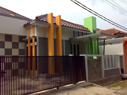 ... minimalis berikut ini beberapa gambar pagar rumah minimalis sebagai