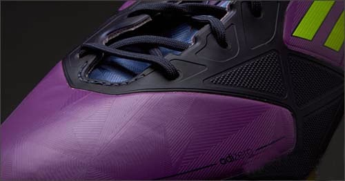 Adidas-F50-football-boots-with-purple-color