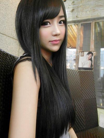 Lee Hee Jung, Gadis Dari Korea