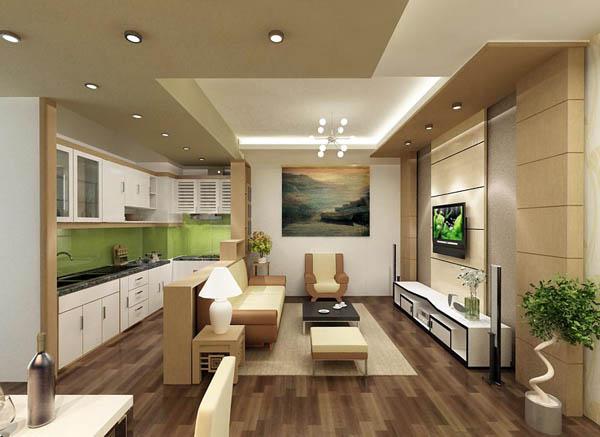 Không gian nội thất đẹp cho gia đình & văn phòng