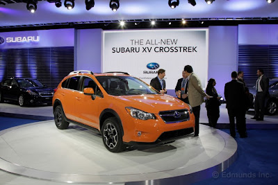 2013 Subaru XV Crosstrek Release Date and Price