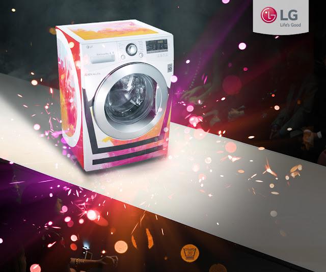 LG washing machine ben allen