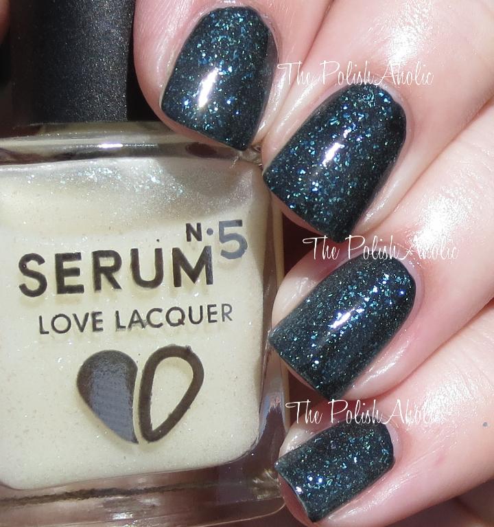 Serum No 5 Moonlight Nail Polish | Splendid Wedding Company