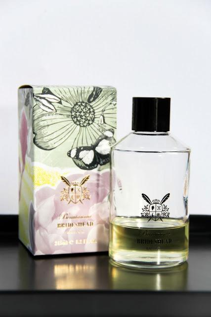 Масло для ванны Beautannia Brideshead bath oil