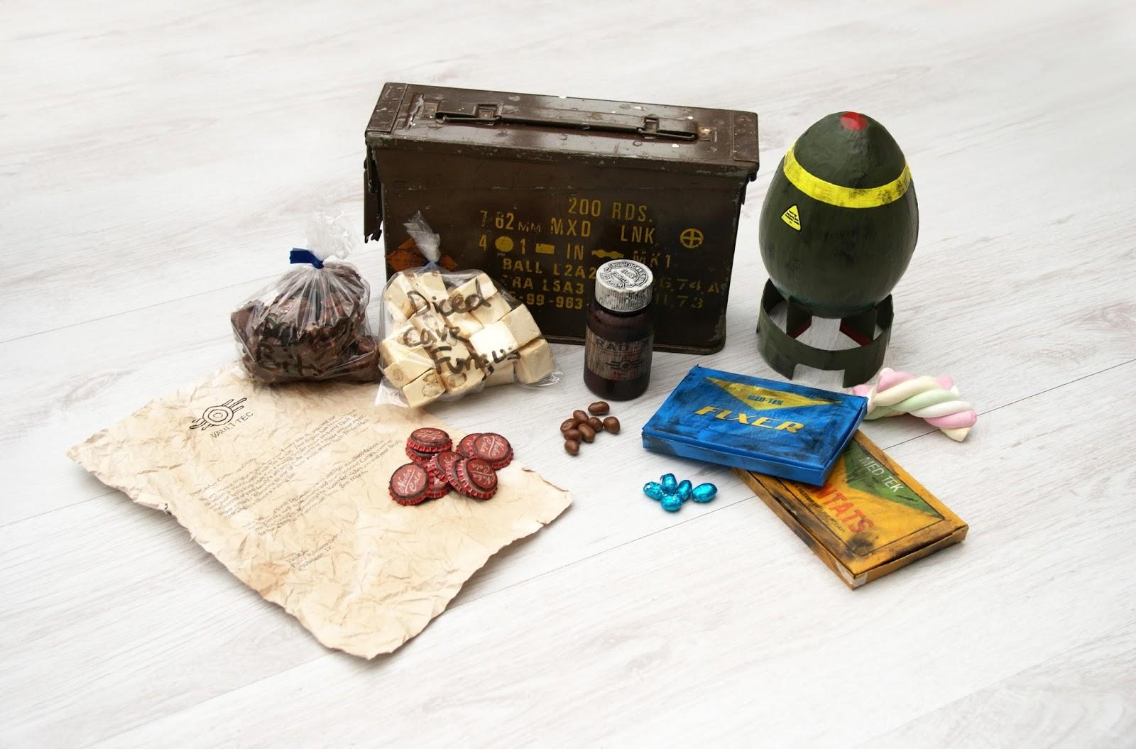 fallout 4 survival kit a blackbird s epiphany uk women s fitness
