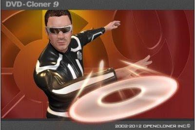 OpenCloner DVD-Cloner 9.00 Build 1100