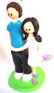 Você e seu (sua) namorado (a) em miniatura ( clique na figura para ver as encomendas feitas)