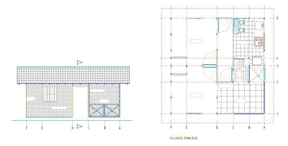 Planos de casas modelos y dise os de casas programa for Programa para hacer planos