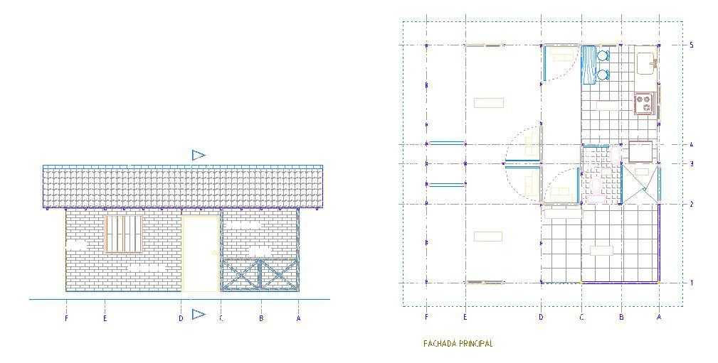 Planos de casas modelos y dise os de casas programa for Programa para planos de casas