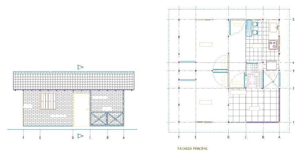 Planos de casas modelos y dise os de casas programa - Hacer plano casa ...