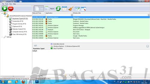 KGB Employee Monitor 4.5.4 + Serial 2