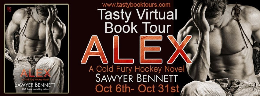 Tasty Tour for ALEX by Sawyer Bennett