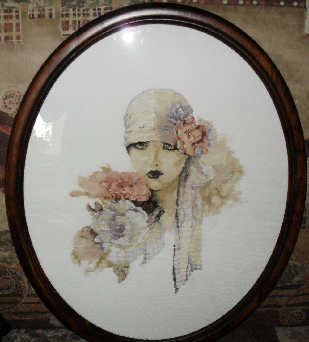Moje haftowane obrazy