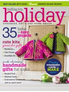 Doggie Treat Bag is featured in this issue- QA Gifts Special Edition Aug 2014