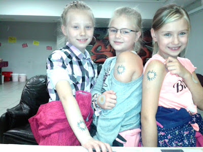 Airbrush Tattoos in Garbsen