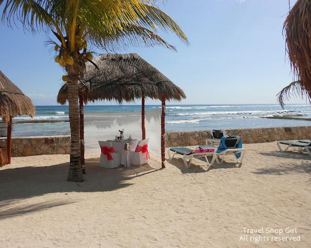 El Dorado Seaside Suites Hotel Map
