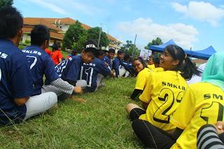 Kejohanan Sofbol MSS Sibu 2013 - SMK Luar Bandar Sibu