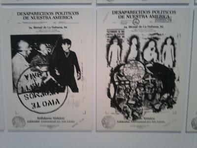 Museo Reina Sofía, MNCARS, Exposiciones temporales, Exposiciones actuales, Perder la forma humana, Arte, América Latina, Cono Sur, Voa Gallery Blog, Solidarte México,