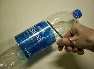 Бабочка из пластиковой бутылки!