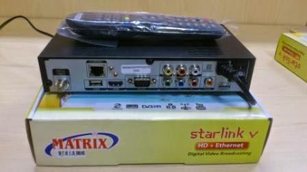 Cara Pasang Modem Pada Matrix Starlink V + Ethernet